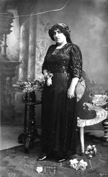 مدپوش ترین زنان قاجاری